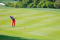 Billy Horschel (USA) on the 8th fairway during the 3rd round of the WGC HSBC Champions, Sheshan Golf Club, Shanghai, China. 02/11/2019.<br /> Picture Fran Caffrey / Golffile.ie<br /> <br /> All photo usage must carry mandatory copyright credit (© Golffile | Fran Caffrey)