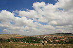 Israel, Arab village Aramsha in the Upper Galilee