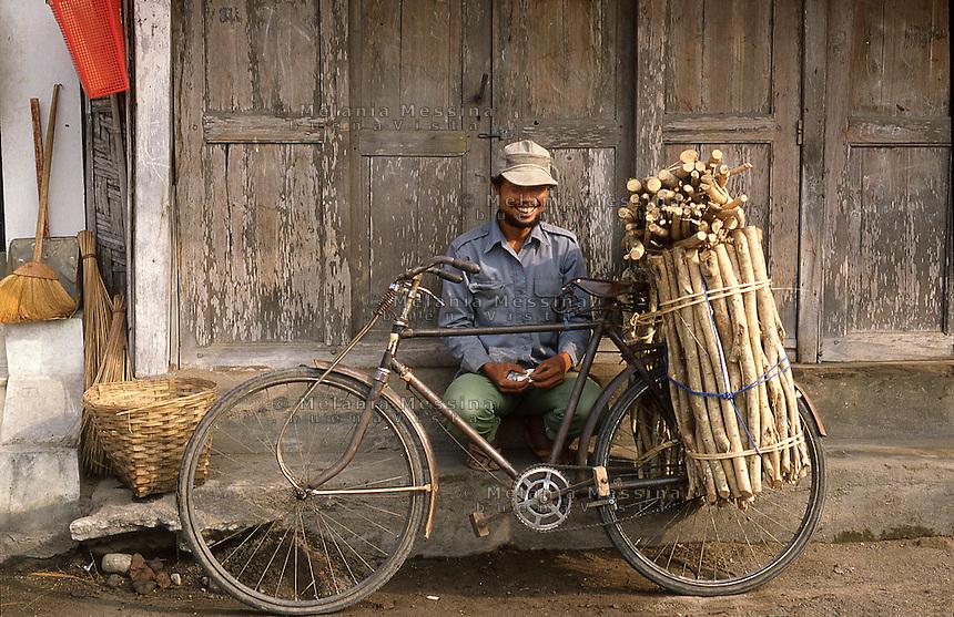 Portraits from Java in Indonesia.<br /> Volti e persone a Giava, Indonesia.