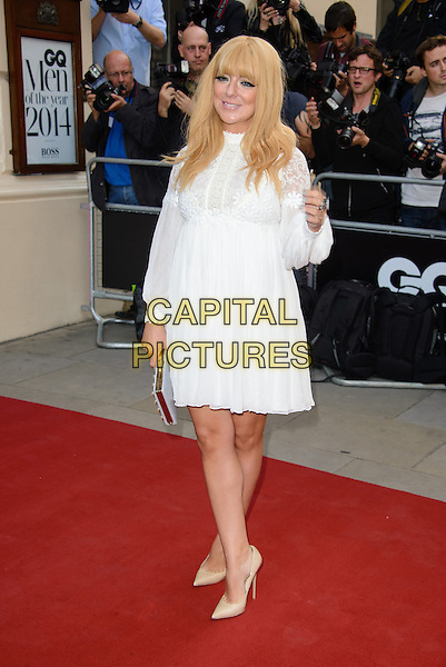 LONDON, ENGLAND - SEPTEMBER 02: Sheridan Smith attends GQ Men Of The Year Awards at the Royal Opera House on September 02, 2014 in London, England. <br /> CAP/CJ<br /> &copy;Chris Joseph/Capital Pictures