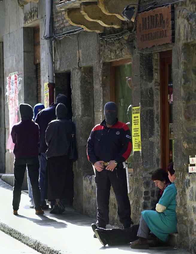 Basque Country, ETA..Photo: Ander Gillenea