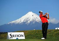 110929 Golf - Taranaki Open