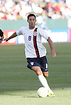 7 June 2007: The United States Clint Dempsey brings the ball up the field. The United States Men's National Team defeated the National Team of Guatemala 1-0 at the Home Depot Center in Carson, California in a first round game in the CONCACAF Gold Cup.