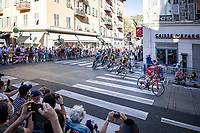 racing in the (no so empty) streets of Nice<br /> <br /> Stage 2 from Nice to Nice (186km)<br /> <br /> 107th Tour de France 2020 (2.UWT)<br /> (the 'postponed edition' held in september)<br /> <br /> ©kramon