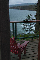 Point No Point Resort on Vancouver Island British Columbia offers year-round seclusion and relaxation. In the summer-like months, there is beach and mountain hiking and eating on the deck. In the winter, there is reading by a roaring fire in your cabin and the sound of crashing surf.<br />