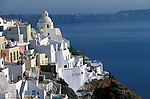 CYCLADES - SANTORIN - THIRA