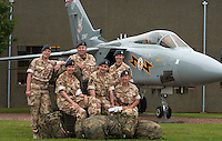 02/08/10 RAF 612 Squadron medics return home
