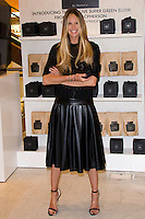 Elle Macpherson launches The Super Elixir™ exclusively at Selfridges. Selfridges in Oxford Street, London, England. 22nd May 2014. Picture by: Jim Pearson / Featureflash