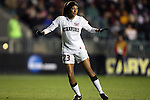 03 December 2010: Stanford's Christen Press. The Stanford University Cardinal defeated the Boston College Eagles 2-0 at WakeMed Stadium in Cary, North Carolina in an NCAA Women's College Cup semifinal game.