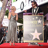 HOLLYWOOD, CA - JANUARY 8:  Bryan Fuller speaks as Gillian Anderson is honored with a star on The Hollywood Walk of Fame on on January 8, 2018 in Los Angeles, California. (Photo by Frank Micelotta/Fox/PictureGroup)