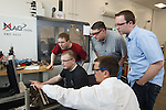 1203-48 052<br /> <br /> 1203-48 MET Labs<br /> <br /> Manufacturing Engineering Technology Lab, Fulton College of Engineering<br /> <br /> March 28, 2012<br /> <br /> Photo by Jaren Wilkey/BYU<br /> <br /> &copy; BYU PHOTO 2012<br /> All Rights Reserved<br /> photo@byu.edu  (801)422-7322