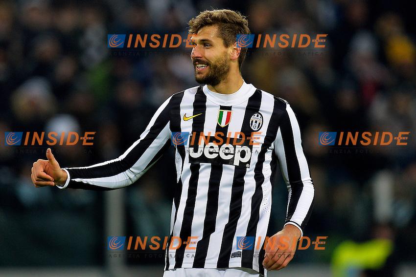 Fernando Llorente Juventus <br /> Torino 05-01-2014 Juventus Stadium - Football Calcio Serie A 2013/2014 Juventus - As Roma Foto Andrea Staccioli / Insidefoto