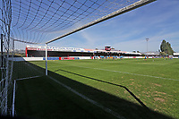 General view of the ground during Dagenham & Redbridge vs Hartlepool United, Vanarama National League Football at the Chigwell Construction Stadium on 14th September 2019