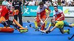 Hockey Australia<br /> Hockey Pro League Melbourne<br /> Media Call <br /> 01/02/19<br /> <br /> <br /> <br /> Photo: Grant Treeby