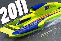 2011 Peters & May Boat Racing Calendar