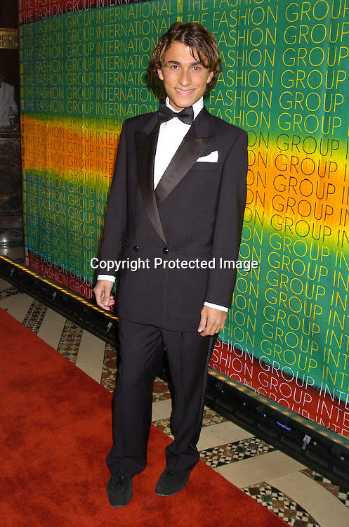 Esteban Cortazar ..at the Fashion Group International's 21st Annual Night of ..Stars on October 28, 2004 at Cipriani 42nd Street in New York City. ..Photo by Robin Platzer, Twin Images