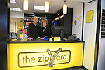 the Zip Yard.Picture:  Fran Caffrey www.golffile.ie ..