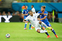 England vs Italy, June 14, 2014
