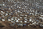 Nyaconga camp ( around 60,000) of displaced people, all  Hutus displaced by a push by the  Tutsi led RPA ( Rwandan Patriotic front) ..