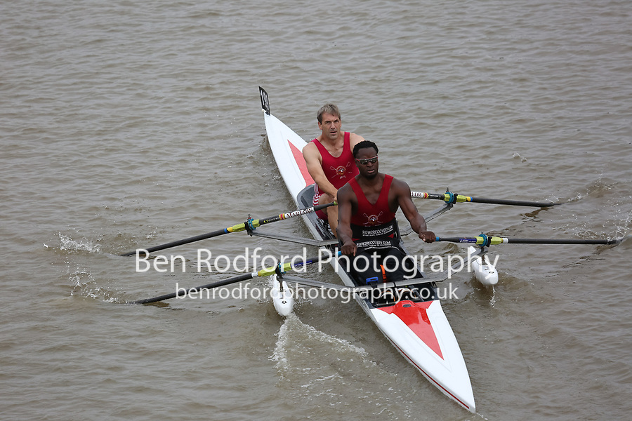 Crew: 199   MAR-LYNN    Marlow Rowing Club    Op Supported Adaptive 2x <br /> <br /> Pairs Head 2017<br /> <br /> To purchase this photo, or to see pricing information for Prints and Downloads, click the blue 'Add to Cart' button at the top-right of the page.
