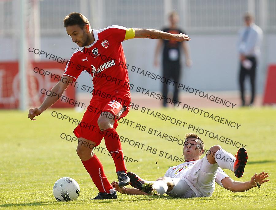 Fudbal Kup Srbije season 2013-2014<br /> Proleter Novi Sad v Crvena Zvezda<br /> Milos Ninkovic<br /> Novi Sad, 25.09.2013.<br /> foto: Srdjan Stevanovic/Starsportphoto &copy;