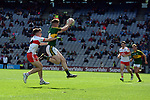 17-1-2017: Kerry's Jack Griffin in the All-Ireland Football final at Croke Park on Sunday.<br /> Photo: Don MacMonagle