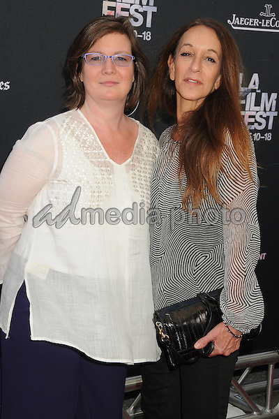 "10 June 2015 - Los Angeles, California - Marya Cohn. LA Film Festival 2015 Opening Night Premiere of ""Grandma"" held at Regal Cinemas LA Live. Photo Credit: Byron Purvis/AdMedia"