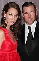 Christy Turlington, Ed Burns, 2008, Photo By John Barrett/PHOTOlink