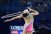 September 1, 2017 - Pesaro, Italy - LAURA ZENG of USA, AA final at 2017 World Championships Pesaro, Italy.