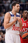 Real Madrid's Felipe Reyes during Turkish Airlines Euroleage match between Real Madrid and EA7 Emporio Armani Milan at Wizink Center in Madrid, Spain. January 27, 2017. (ALTERPHOTOS/BorjaB.Hojas)