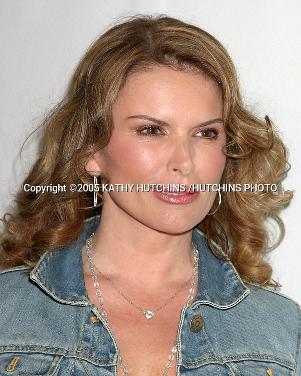 ©2005 KATHY HUTCHINS /HUTCHINS PHOTO.TELEVISION CRITICS ASSOCIATION PRESS TOUR PARTY.CBS AND UPN.LOS ANGELES, CA.JANUARY 18, 2005..ROMA DOWNEY