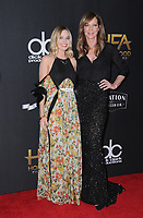 05 November  2017 - Beverly Hills, California - Margot Robbie, Allison Janney. The 21st Annual &quot;Hollywood Film Awards&quot; held at The Beverly Hilton Hotel in Beverly Hills. <br /> CAP/ADM/BT<br /> &copy;BT/ADM/Capital Pictures