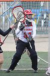 Santa Barbara, CA 02/19/11 - Ashley Pricer (Chaparral #37) in action during the Memorial - Chaparral game at the 2011 Santa Barbara Shootout.