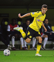 FUSSBALL   CHAMPIONS LEAGUE   SAISON 2011/2012  Borussia Dortmund - Arsenal London        13.09.2001 Ivan PERISIC (Borussia Dortmund)