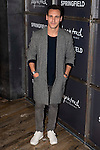 """Ricard Sales attends to the presentation of the Springfiled Fashion Film of Christmas """"Keep in Touch"""" at Luchana Theater in Madrid, November 17, 2015.<br /> (ALTERPHOTOS/BorjaB.Hojas)"""