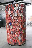 Feather Dress, Elena Gileva, Ceramics & Glass, 2016