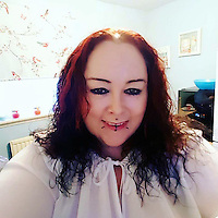 """Pictured: Undated picture Dominique Williams, the mother of Nyah James, taken from open social media page<br /> Re: The heartbroken mother of a 14-year-old girl has described the moment she found her daughter dead in bed.<br /> Nyah James was found at her home in Blaenymaes, Swansea, by her mum on Monday morning when she tried to wake her for school.<br /> Dominique Williams says her """"beautiful daughter"""" took an overdose of prescription tablets after being bullied on Snapchat and Facebook.<br /> The 45-year-old said she wants justice for her little girl as she claims the bullies need to """"pay for what they've done"""".<br /> She said : """"I didn't see any signs at all. I only found out she was being bullied after her death.<br /> """"One of my step-daughter's cousins was told by another girl Nyah had been bullied - I'm aware messages were being sent on Snapchat and Facebook."""