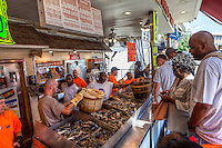 Maine Avenue Fish Market Washington DC