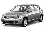2012 Nissan Versa S 5 Door Hatchback