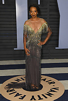 04 March 2018 - Los Angeles, California - Betty Gabriel. 2018 Vanity Fair Oscar Party hosted following the 90th Academy Awards held at the Wallis Annenberg Center for the Performing Arts. <br /> CAP/ADM/BT<br /> &copy;BT/ADM/Capital Pictures