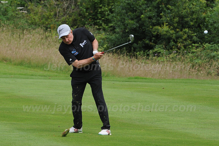 Former Wales and British Lions rugby player Sir Gareth Edwards during The 2017 Celebrity Cup at the Celtic Manor Resort, Newport, South Wales, 01.07.2017<br /> <br /> <br /> Jeff Thomas Photography -  www.jaypics.photoshelter.com - <br /> e-mail swansea1001@hotmail.co.uk -<br /> Mob: 07837 386244 -