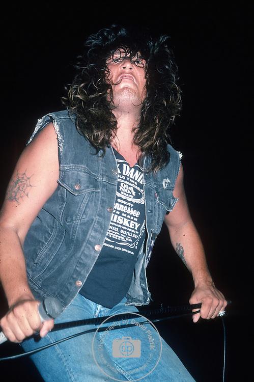 Testament, 1987, Chuck Billy,