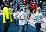 Blue all over fun runners for Rangers charity foundation