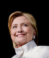 Former United States Secretary of State Hillary Clinton, the 2016 Democratic Party nominee for President of the United States, speaks to the Congressional Black Caucus Foundation's 46th Annual Legislative Conference Phoenix Awards Dinner, at the Washington Convention Center, September 17 2016, in Washington, DC. <br /> Credit: Olivier Douliery / Pool via CNP /MediaPunch /MediaPunch