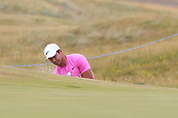 Julian Suri (USA) on the 16th during Round 3 of the Dubai Duty Free Irish Open at Ballyliffin Golf Club, Donegal on Saturday 7th July 2018.<br /> Picture:  Thos Caffrey / Golffile