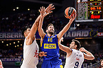 20170113. Real Madrid v Maccabi Fox Tel Aviv. Turkish Airlines Euroleague.