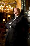Milano, 14 Febbraio 2005.Giancarlo Aneri.Hotel Principe di Savoia