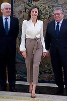 2018 03 09 Queen Letizia