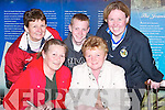 16TH: Enjoying the 16th Anniversary of the St Pats GAA Club Table Quiz at Blennerville on Friday night were, front, Noreen Cregan and Mary Ryle. Back: Kathleen Poff, Mike Ryle and Andrea O'Donoghue..