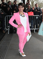 Jessica Fox arriving for the TRIC Awards 2014, at Grosvenor House Hotel, London. 11/03/2014 Picture by: Alexandra Glen / Featureflash